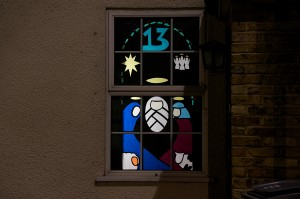 Window Number 13